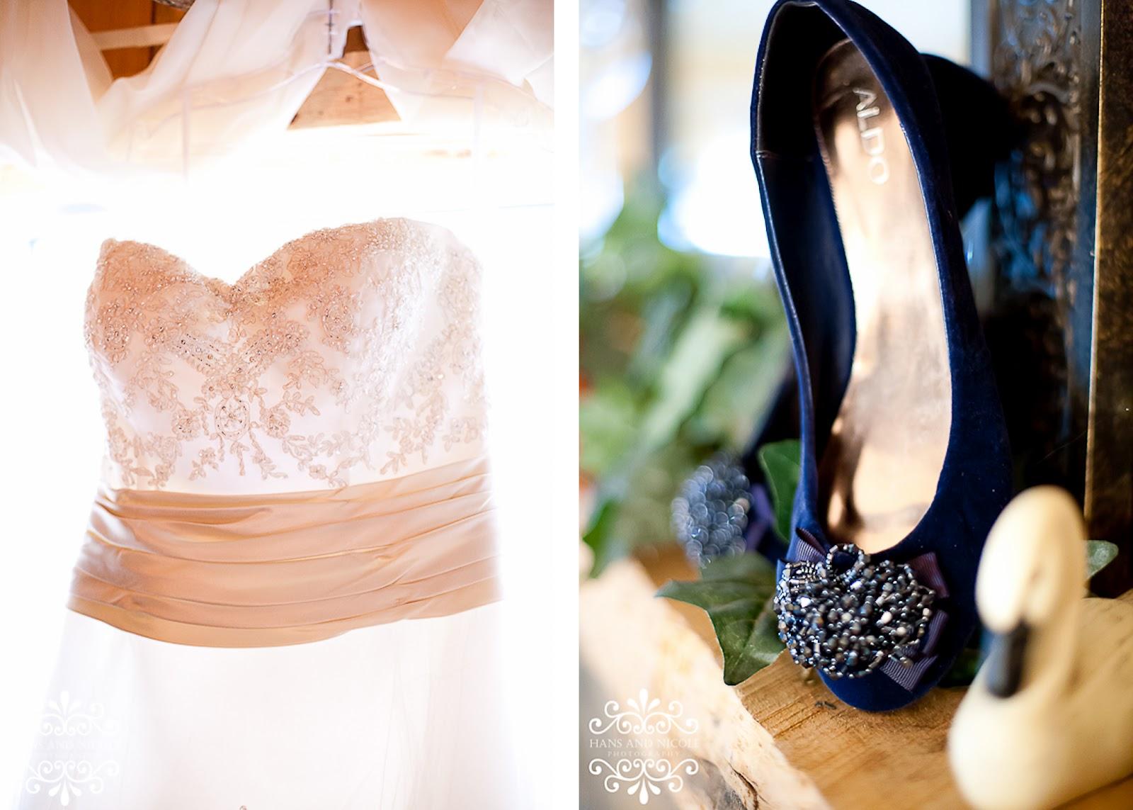 Frederick Wedding Photography of stunning dress