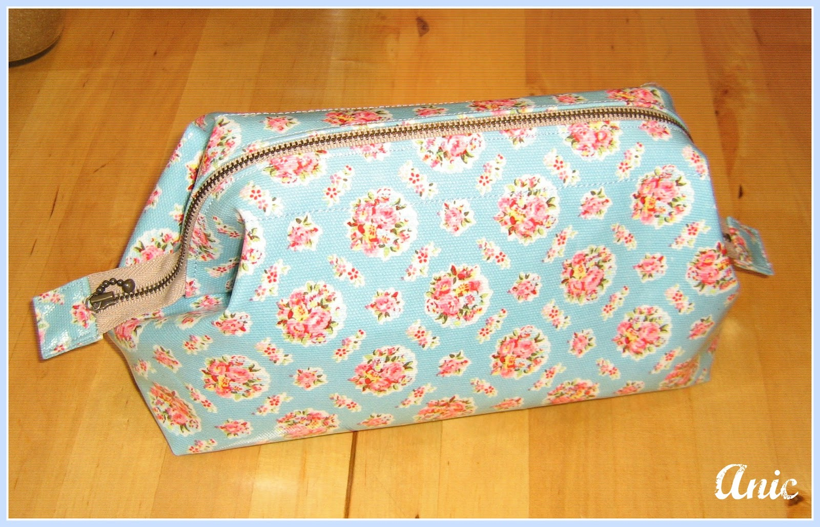 Anything handmade....: Bag Project 12 - Waterproof Fabric Doctor ...