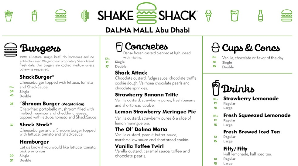 Jules Eating Guide To Malaysia Amp Beyond Shake Shack Now