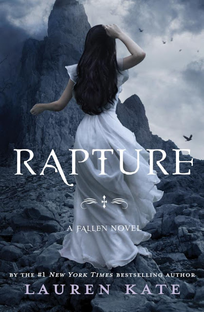 Cover Reveal: Rapture by Lauren Kate