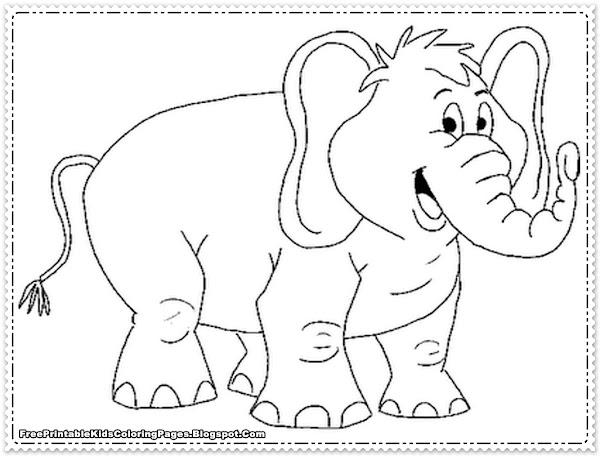 Free Printable Food Chain Coloring Pages