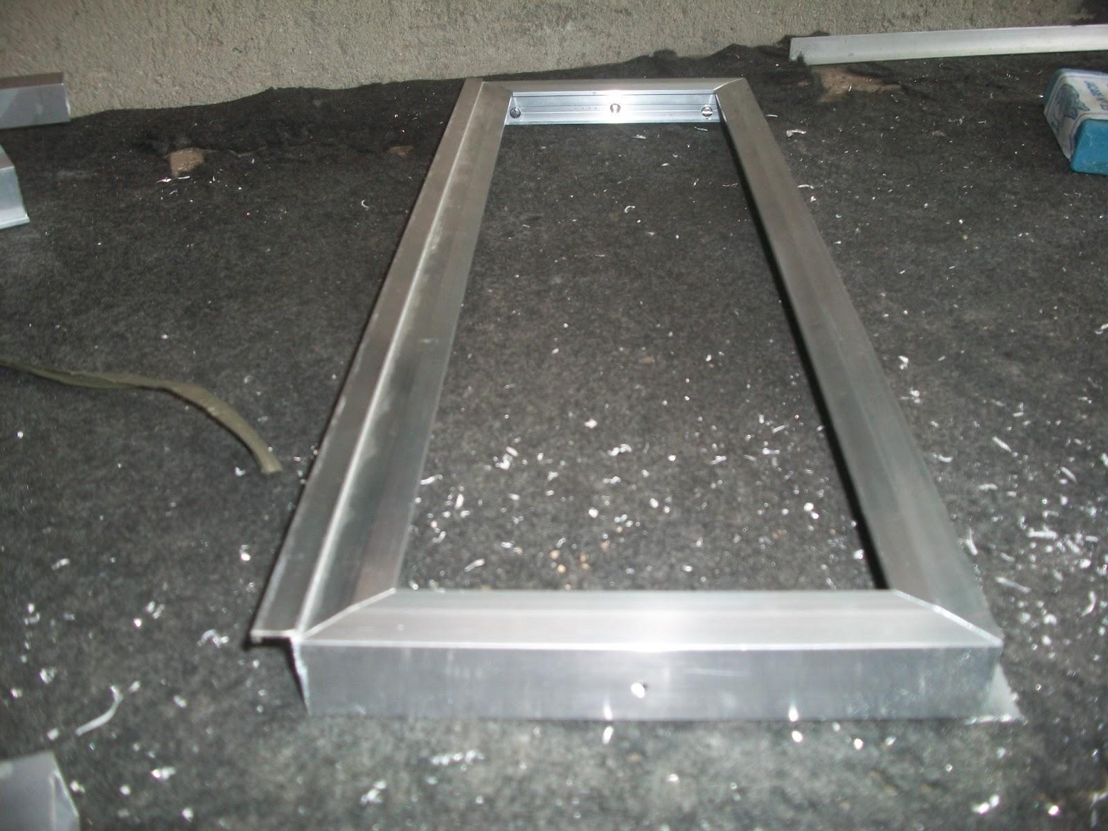 #485F65 primordial blogspot como se faz esquadrias de aluminio 832 Manual De Montagem De Janela De Aluminio