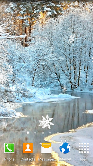 Download Winter Landscapes Live Wallpaper 2