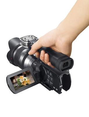 sony nex-vg20 camcorder