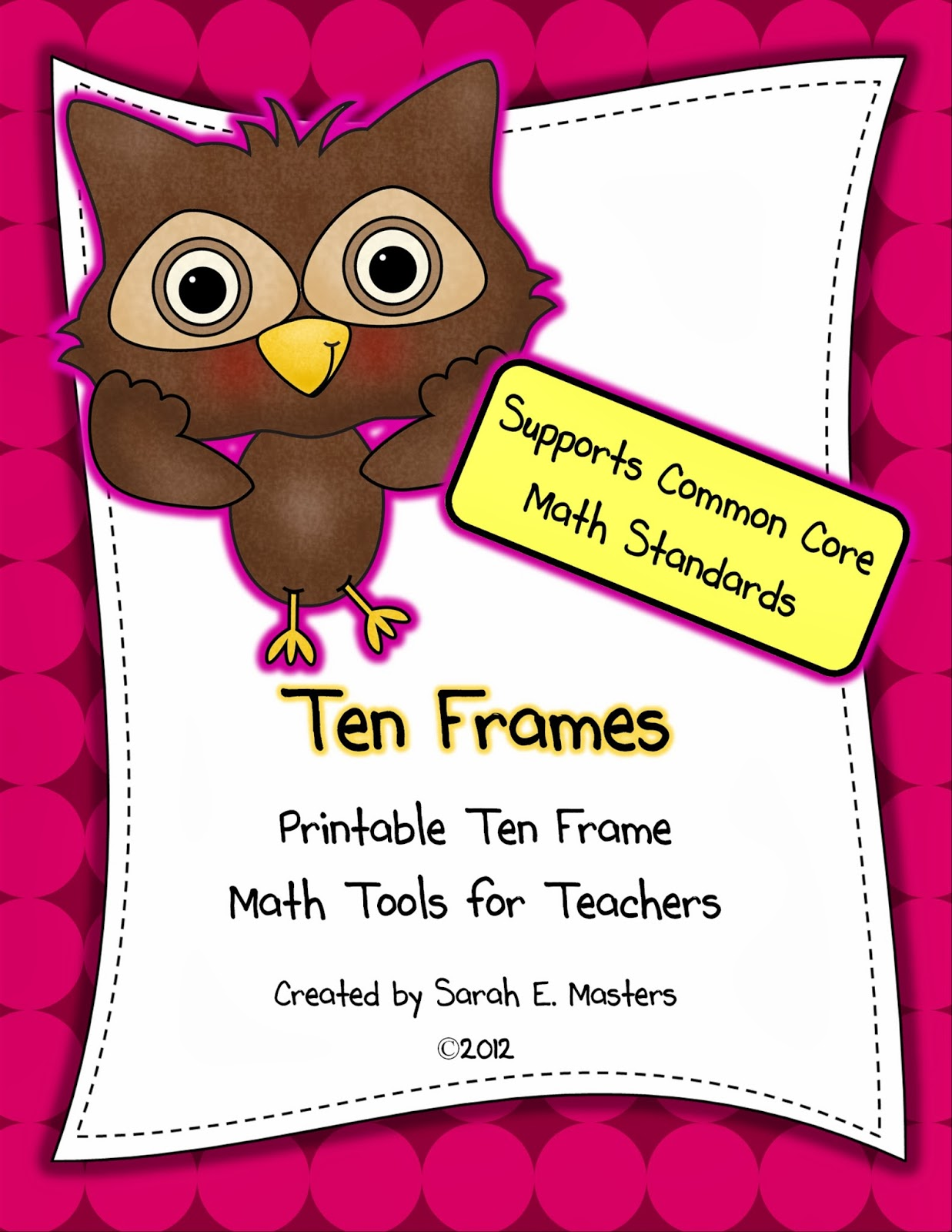 http://www.teacherspayteachers.com/Product/Ten-Frame-Math-Tools-to-Help-Support-the-Common-Core-FREE-312020