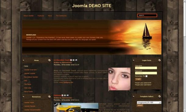 Wood Joomla Templates Free Joomla Templates – Responsive Free Website Templates – Freethemes4all