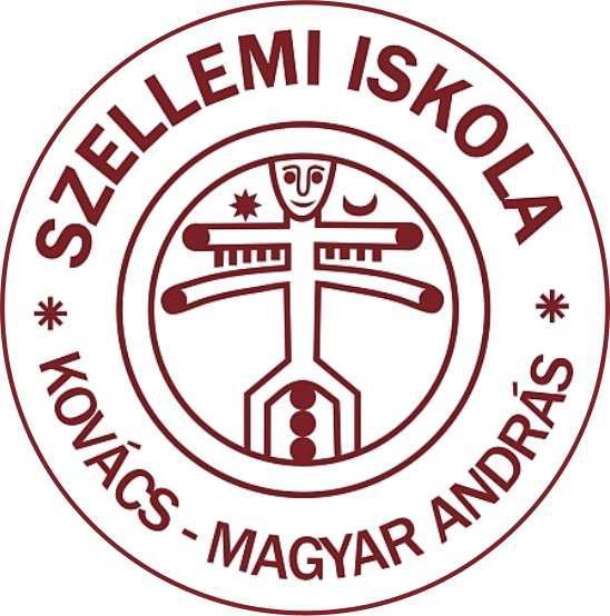 Kovács-Magyar András, kuruzsló, Budapest, Hungary, szélhámos, szellemi iskola, logó, vicc