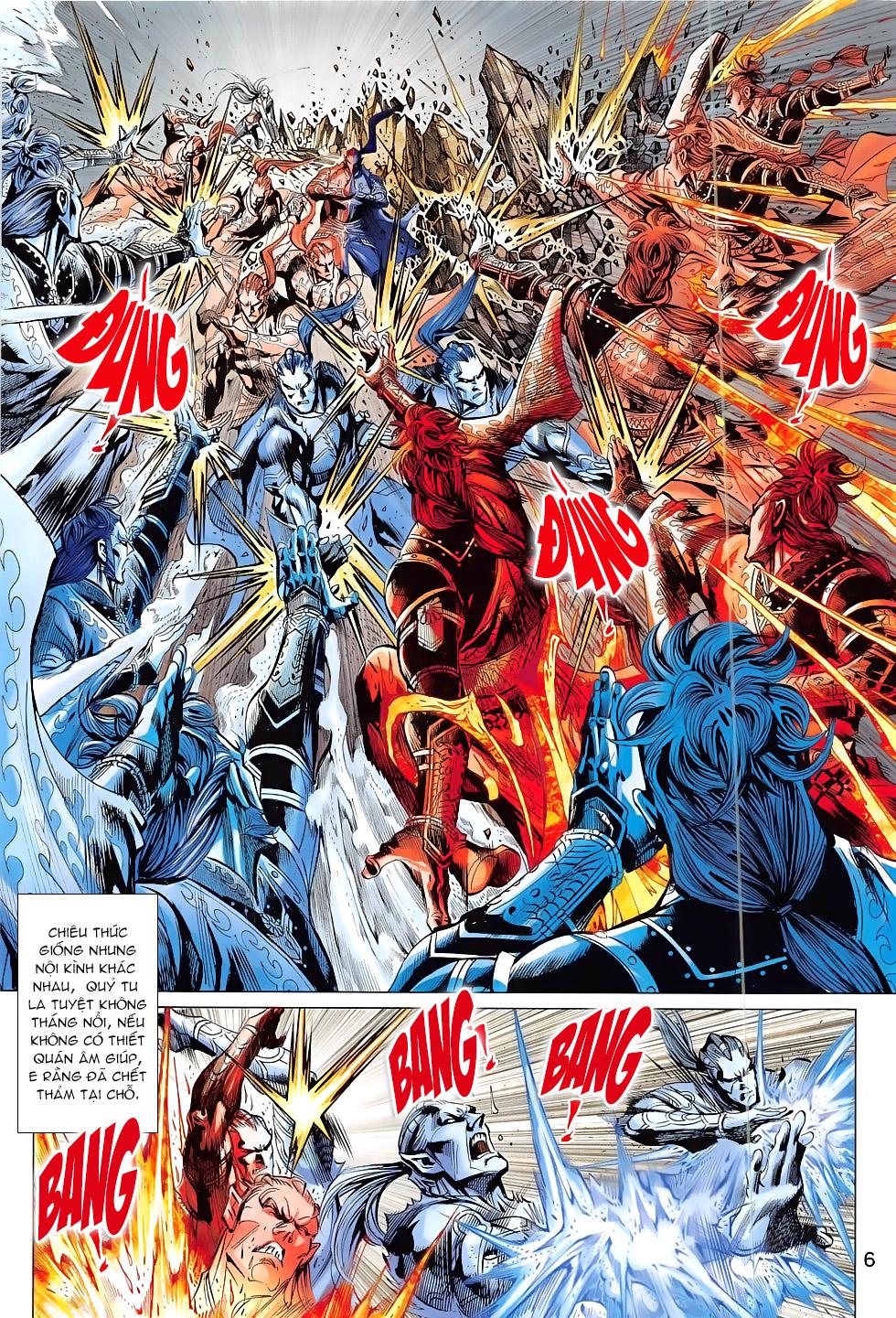 Thần Chưởng trang 6