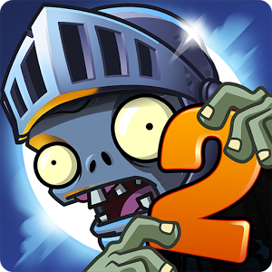 Android Games Plants vs Zombies 2 versi 2.4.1 Asik - Logo