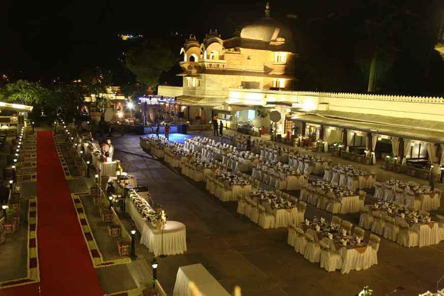 Royal wedding in Rajasthan