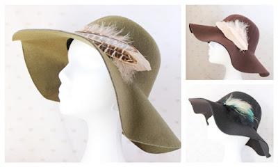 2016 - Sombreros - 5 Pamela