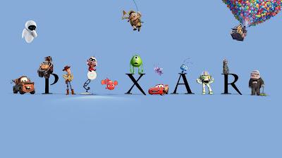 Pixar Corner February 2012
