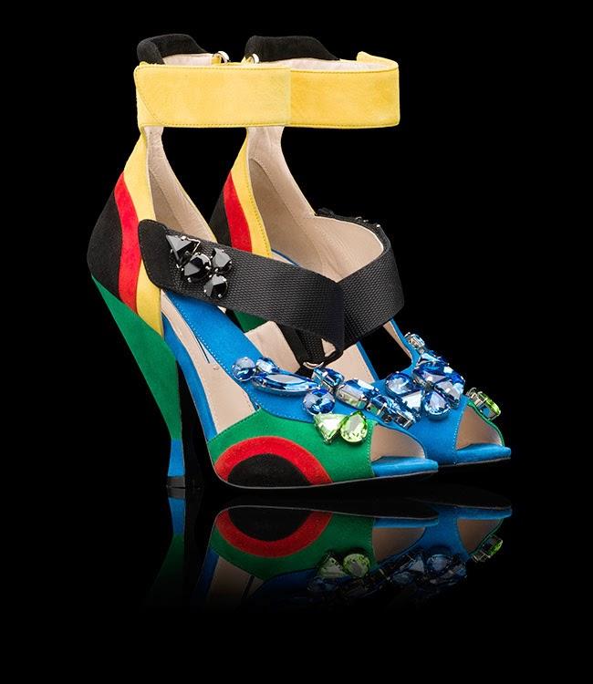 renkli+ayakkab%C4%B1 2 Prada Schuhe 2014 Modelle