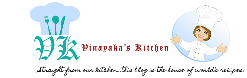 Vinayaka's Kitchen