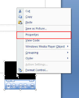 Add MP4 Video into PowerPoint 2007 - 3