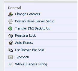 Mengarahkan domain ke server blogspot