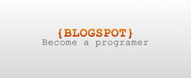 Lập trình Blogger-Blogspot banner