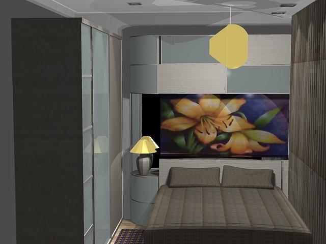decoracao de apartamentos pequenos quarto casal:CASA & DECORAÇÃO: QUARTO DE CASAL PEQUENO