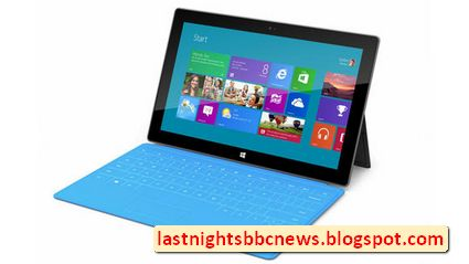Gadget News : Microsoft might release 7-inch tablet this season