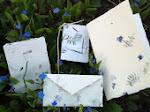 Blomstrande papper