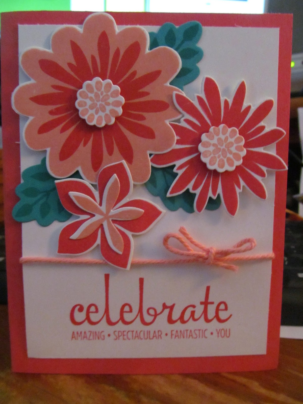 Kristin s Cards and Creations Flower Patch