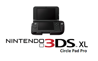 3DS XL Circle Pad Pro