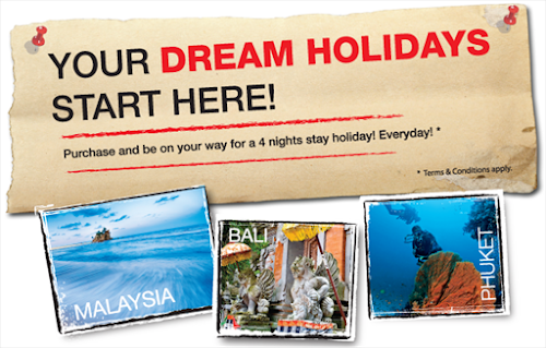 Kordel's 'Dream Holidays' Contest