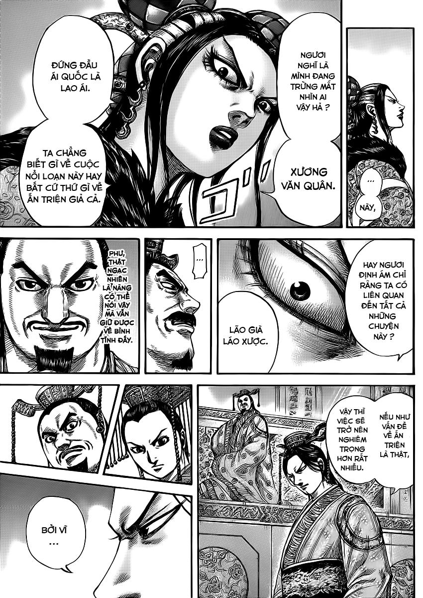 Kingdom - Vương Giả Thiên Hạ Chapter 414 !!!! page 13 - IZTruyenTranh.com