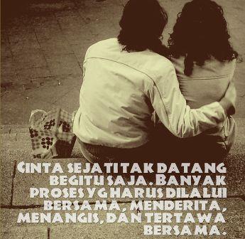 Kata Mutiara Cinta Sejati Romantis