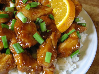 Chinese Orange Chicken Recipe Crockpot