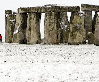 Saintis dedah kenapa struktur batu purba dibina