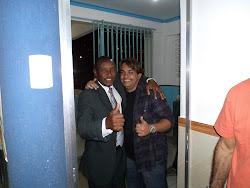 Alexander Silva e Pb. Robson Santos