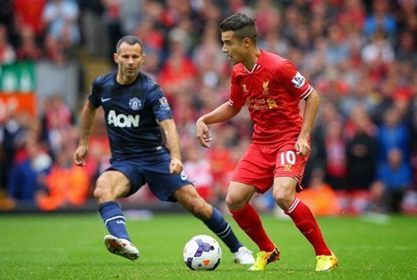 MU vs Liverpool: Untuk Sementara 'The Reds' Menang 0-3