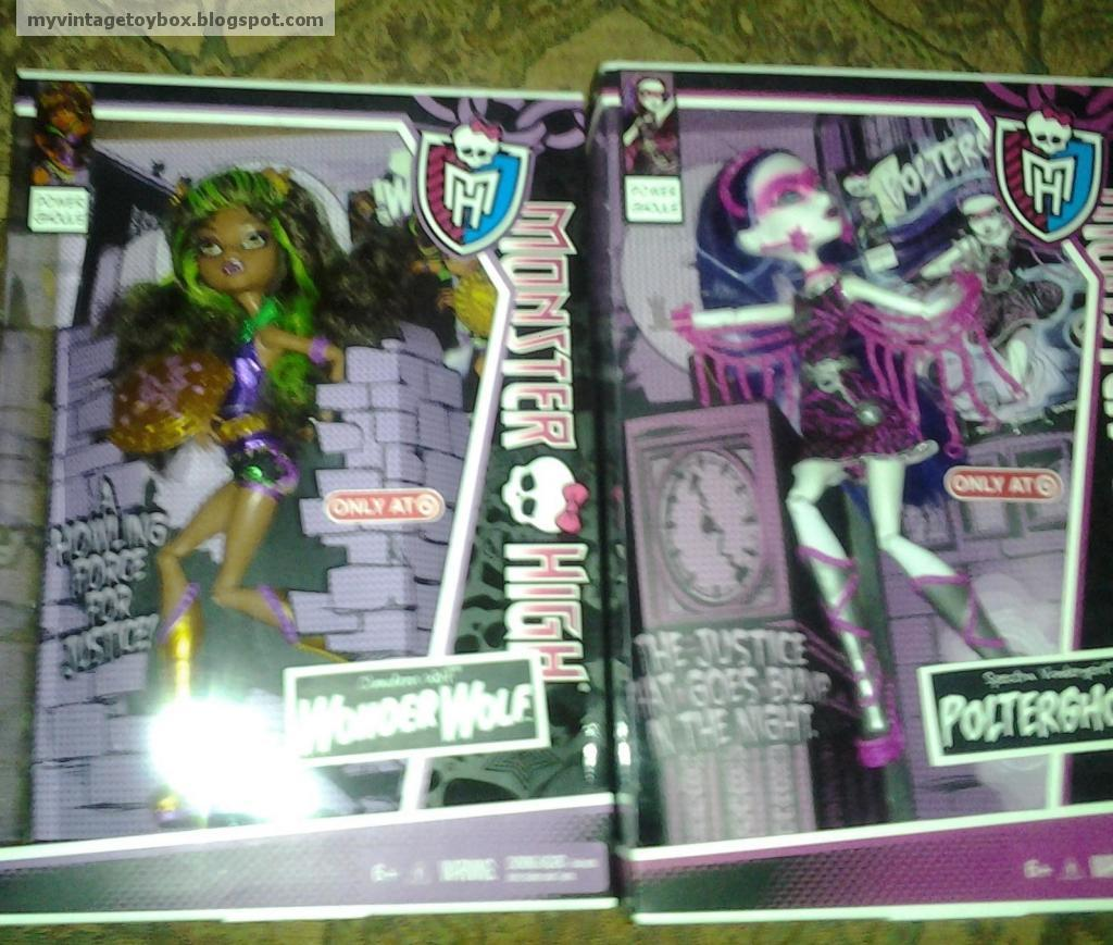 Roller Derby Monster High Dolls Monster High Dolls