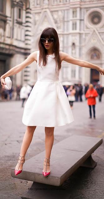 White street style 01