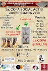 2ª Copa Josep Boada 2019