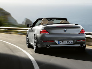 BMW 650i Covertible Wallpapers