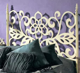cabecero cama forja, cabecero actual, cabezal moderno