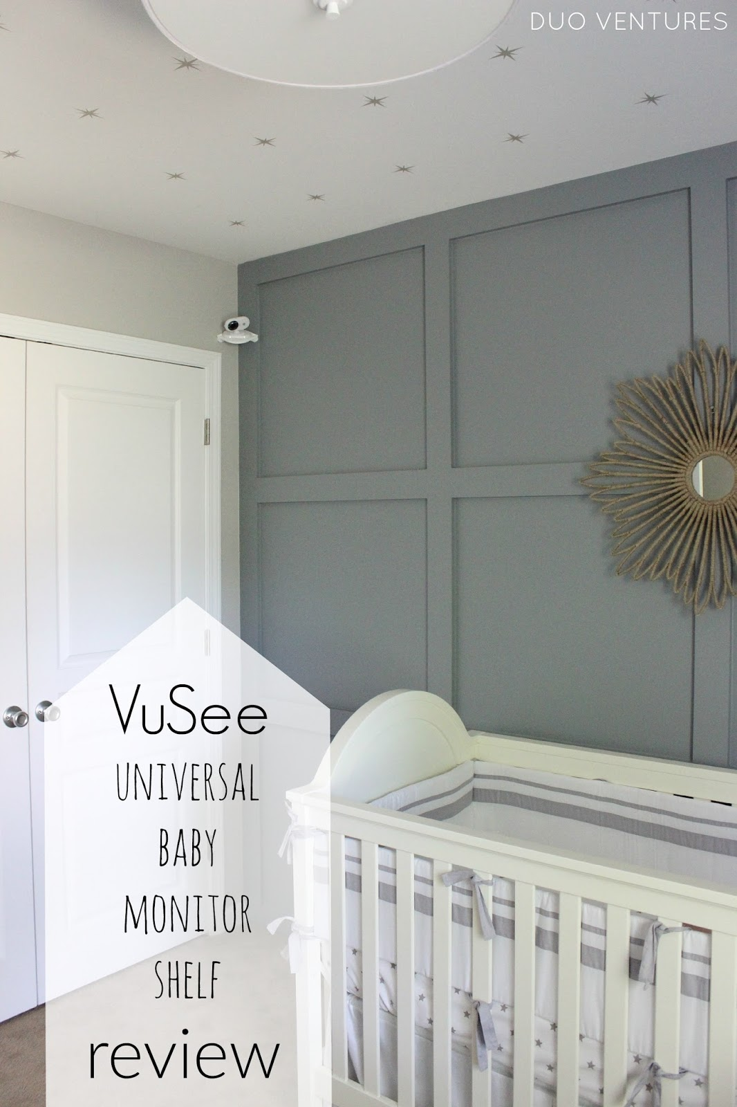 Baby Room Monitors withings smart baby monitor The Nursery Vusee Universal Baby Monitor Shelf Review
