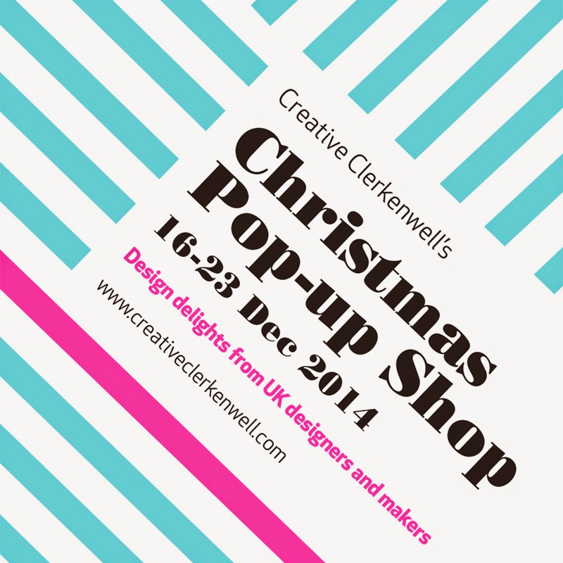 London pop ups creative clerkenwell 39 s christmas pop up for Creative pop up shops