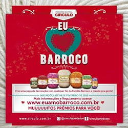Concurso Cultural Eu amo Barroco