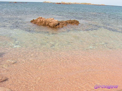 spiaggia Tonnara Corsica