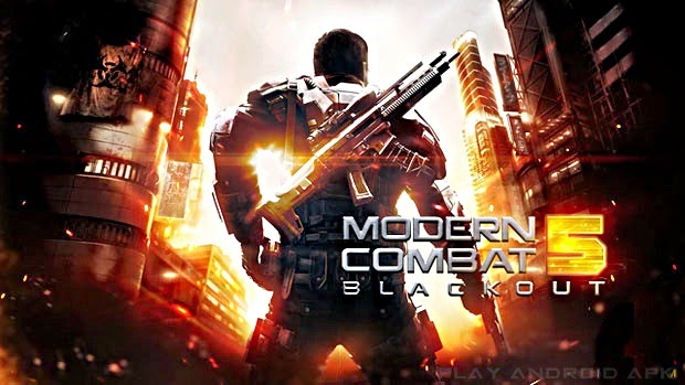 modern combat 5 blackout apk obb v1 2 0o play android apk