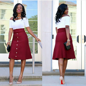 5eb159b6ec Look lovely and chic into the presence of your maker.These outfit leave you  covered up and stunning.Try any of these outfits and trust me you would  love it.