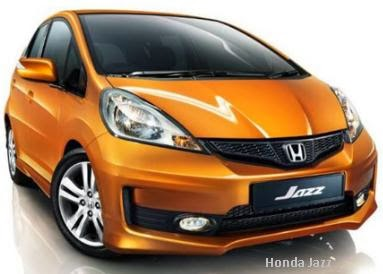 kredit honda jazz