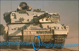Tank Challenger 1 United Kingdom