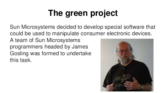 Image result for green project by sun microsystem