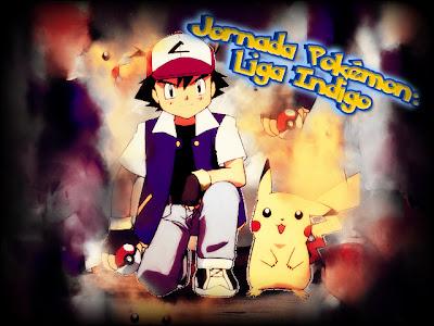 Pokemon: Liga indigo T1 E35