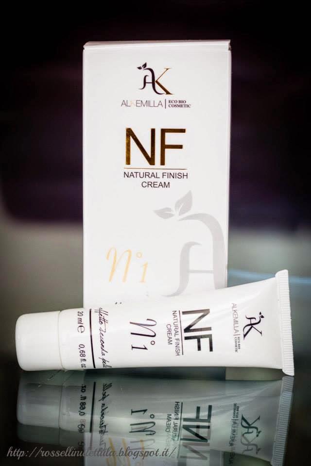 NF Cream - Alkemilla