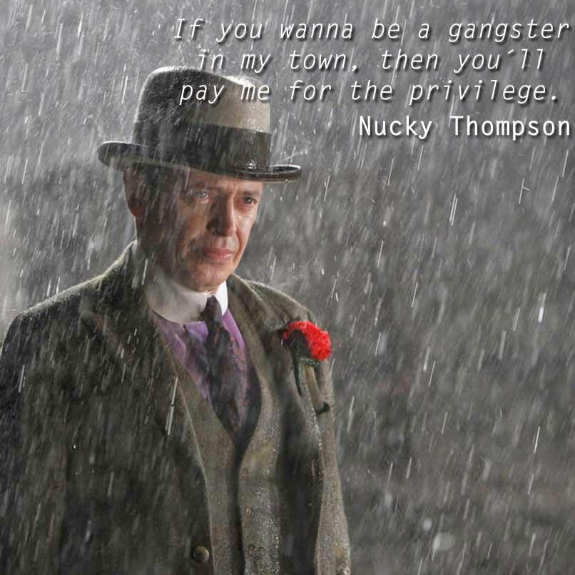Nucky Thompson Los Lunes Seriéfilos